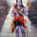 Изображение бога Шивы